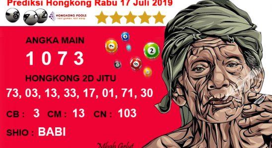 Prediksi Hongkong Rabu