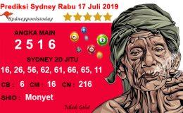 Prediksi Sydney Rabu